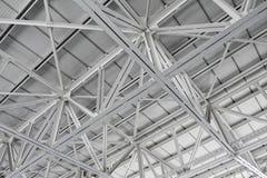 fabrikstillverkat delarna till tak royaltyfria foton