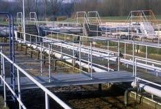 Fabrikwasserreinigungsapparat in Deutschland Stockbild