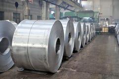 Fabrikwerkstatt Stockfotos