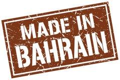 Fabriqué au Bahrain Photos libres de droits