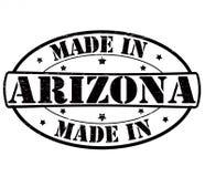 Fabriqué en Arizona Photo stock