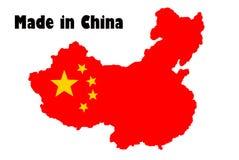 Fabriqué en Chine Photographie stock