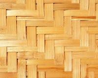 Fabrizierte Bambusbarke Lizenzfreies Stockfoto
