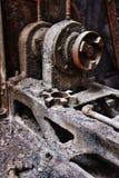 Fabryczna maszyna zdjęcia stock