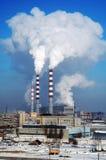 fabryczna moc Zdjęcie Royalty Free