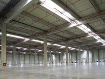 fabryczna sala Obraz Royalty Free