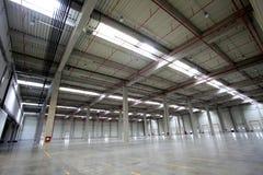 fabryczna sala fotografia stock