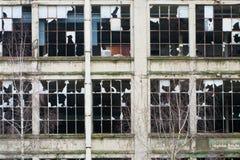 fabryczne stare ruiny Fotografia Stock