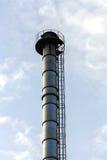 Fabryczny komin Fotografia Stock