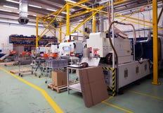 fabryczny wtryskowy wielki target1958_1_ maszyn Fotografia Stock
