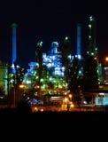 fabryka chemikaliów Obraz Royalty Free