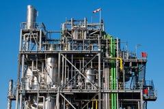 Fabryka chemikaliów Obraz Stock