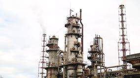 Fabryka chemikaliów pracy w lecie zbiory