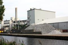 fabryka cukier Obraz Stock