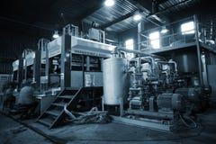 fabryka nowożytna zdjęcia stock