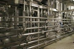 fabryka piwa Obrazy Stock