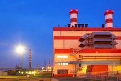 fabryka przemysłowej teren przemysłowy Zdjęcia Royalty Free