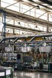 Fabryka przemysłowi chillers w Verona okręgu, Włochy Zdjęcia Stock