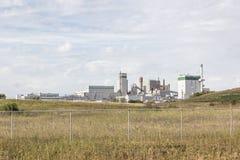 fabryka przemysłowej Obraz Royalty Free