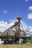 fabryka stara Obraz Stock