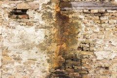 Fabryki ściana Zdjęcie Royalty Free