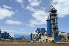 Fabryki i przemysł w Etiopia Obrazy Stock