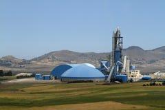 Fabryki i przemysł w Etiopia Obraz Royalty Free