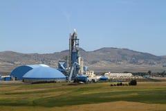 Fabryki i przemysł w Etiopia Zdjęcie Royalty Free