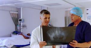 fabrykuje dyskutować nad promieniowanie rentgenowskie raportem 4k i pielęgnuje zdjęcie wideo