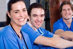 fabrykuje opiekę zdrowotną Obraz Royalty Free