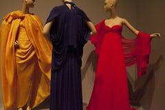 Fabulous Fashion exhibit at the Philadelphia Museum of Art stock photo