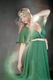 Fabulous girl Stock Photo