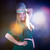 Fabulous girl Royalty Free Stock Image