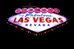 Fabulous Las Vegas Stock Image