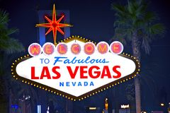 Fabulous Las Vegas Stock Images