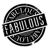 Fabulous rubber stamp Royalty Free Stock Images