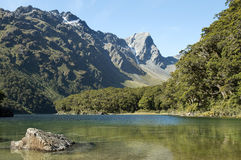 Fabulous scenery in New Zealand Stock Photo