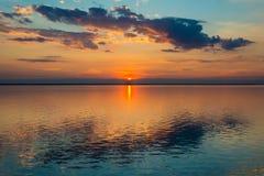 Fabulous sunset Royalty Free Stock Image