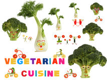 Fabulous vegetarian cuisine country Stock Photography