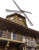 Fabulous windmill Stock Images