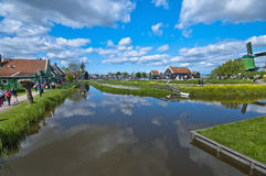 Fabulous Zaanse Schans Stock Photos