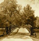 Fabyan Brücke stockbild