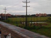 fac de barisal au Bangladesh Photo stock