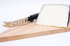 Faca do queijo Imagens de Stock Royalty Free