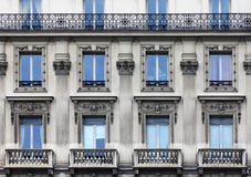 Facade Royalty Free Stock Photos