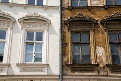 facade Royaltyfri Fotografi
