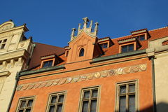 facade Arkivbild