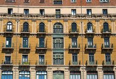 Facade stock photo