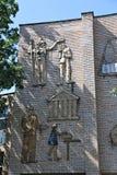 Facade Aalto University School of Business in Helsinki Royalty Free Stock Image