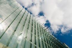 Facade. Architectural facade of modern building stock photo